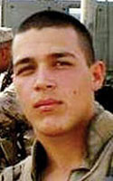 Marine Lance Cpl. Thomas  Reilly Jr.