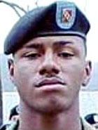 Army Sgt. Rene  Knox Jr.