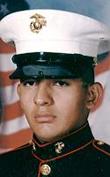Marine Lance Cpl. Rene  Martinez