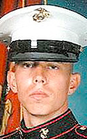 Marine Cpl. Richard A. Bennett