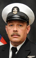 Navy Master Chief Logistics Specialist Richard J. Kessler Jr.