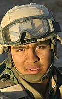 Army Spc. Richard D. Naputi