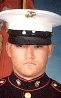 Marine Cpl. Richard P. Waller