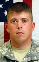 Army Spc. Robert M. Rieckhoff