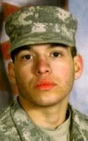 Army Pfc. Daniel J. Rivera