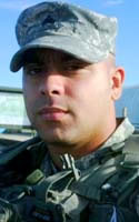 Army Staff Sgt. Edwin  Rivera