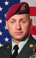 Army Staff Sgt. Robert B. Cowdrey