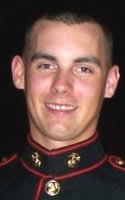 Marine Lance Cpl. Robert S. Greniger