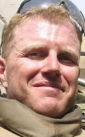 Marine Capt. Robert M. Secher