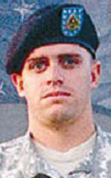 Army Spc. Robert J. Volker