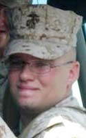 Marine Lance Cpl. Cody A. Roberts