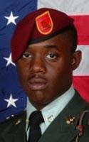 Army Pfc. Antione V. Robinson