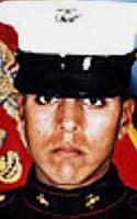 Marine Sgt. Moses D. Rocha