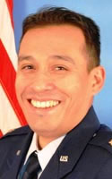 Air Force Maj. Rodolfo I. Rodriguez