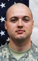 Army Pfc. Michael A. Rogers