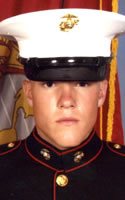 Marine Lance Cpl. Jacob A. Ross
