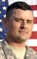 Army 1st Sgt. Blue C. Rowe