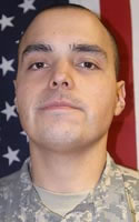 Army Pfc. Rueben J. Lopez
