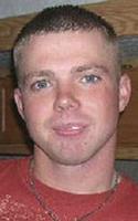Marine Lance Cpl. Ryan J. Burgess