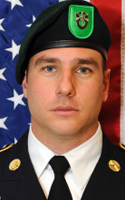 Sgt. 1st Class Ryan A. Gloyer