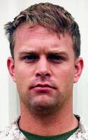 Marine Gunnery Sgt. Ryan  Jeschke