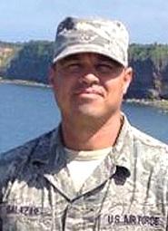 تكنولوجيا القوات الجوية. الرقيب. أنتوني إي سالازار
