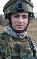 Army Sgt. Christopher A. Sanders