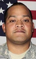 Army Sgt. Sapuro B. Nena