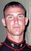 Marine Staff Sgt. Scott E. Dickinson