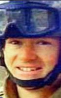 Army 1st Lt. Scott M. Love