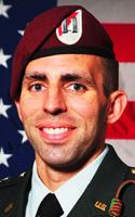 Army Capt. Scott P. Pace