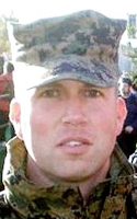 Marine Master Sgt. Scott E. Pruitt