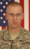 Army Sgt. Michael P. Scusa