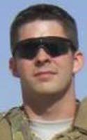 Navy Master-at-Arms 2nd Class (EXW) Sean E. Brazas