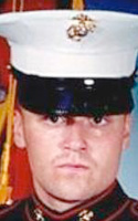Marine Pfc. Sean T. Cardelli