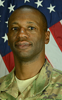 Sgt. First Class Allan E. Brown