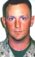 Marine Lance Cpl. Shane P. Harris