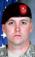Army Pfc. Shawn P. Falter