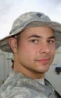 Army Spc. Corey M. Shea