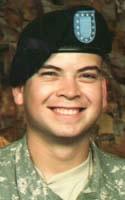 Army Spc. Eduardo S. Silva