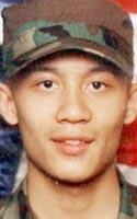 Army Sgt. Sirlou C. Cuaresma