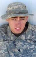 Army Sgt. Aaron M. Smith