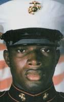 Marine Lance Cpl. Antoine D. Smith