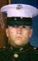 Marine Pfc. Brandon C. Smith
