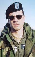 Army Chief Warrant Officer 2 John D. Smith