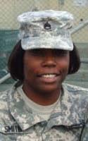 Army Sgt. 1st Class Tara J. Smith
