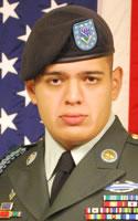 Army Sgt. Diego A. Solorzano-Valdovinos