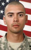Army Spc. Omar  Soltero
