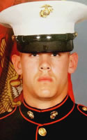 Marine Lance Cpl. James B. Stack