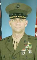Marine Col. Michael R. Stahlman